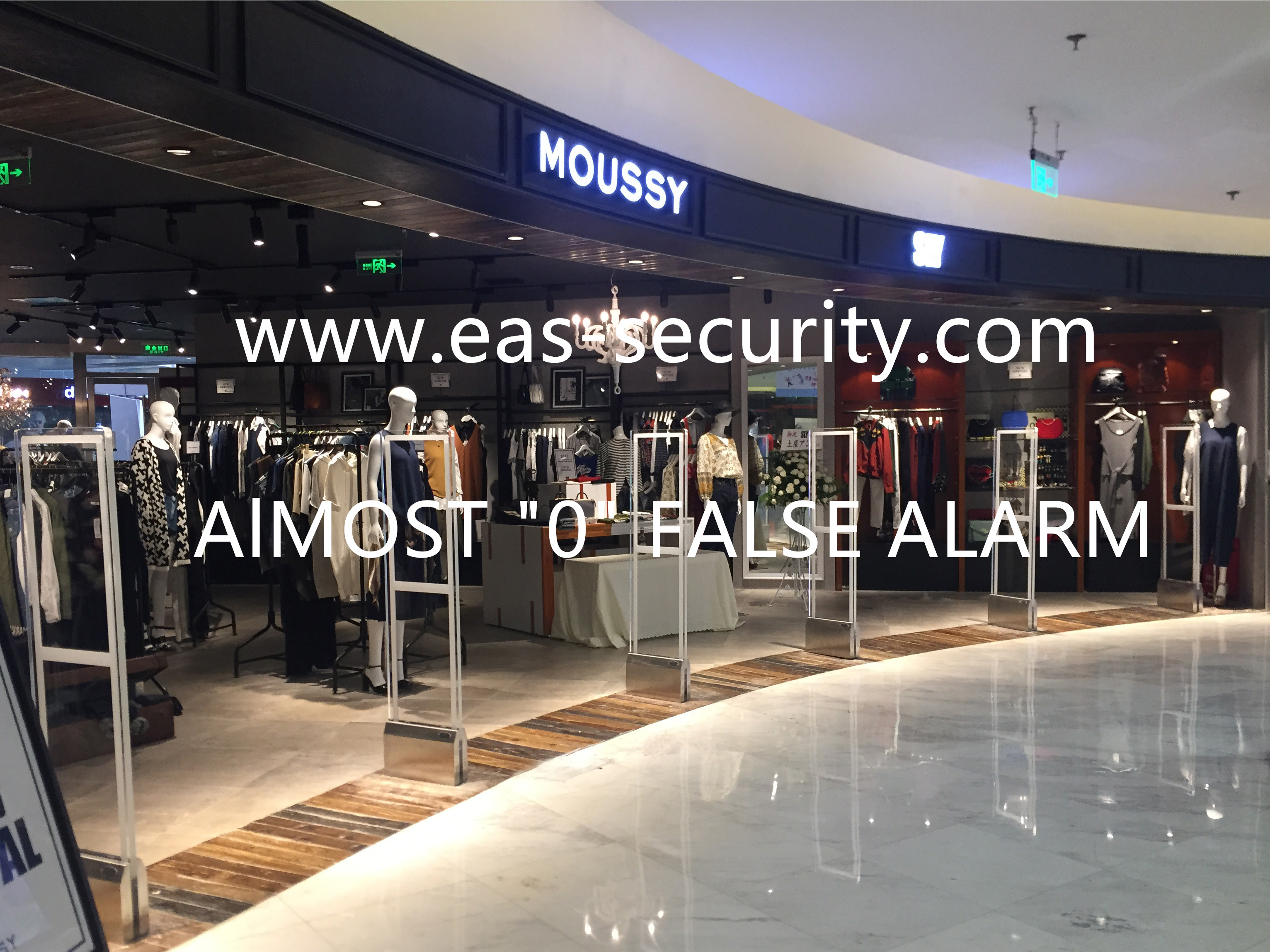 Bohang security alarm for clothing